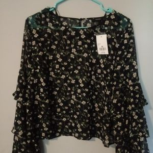Gorgeous Forever 21 Blouse